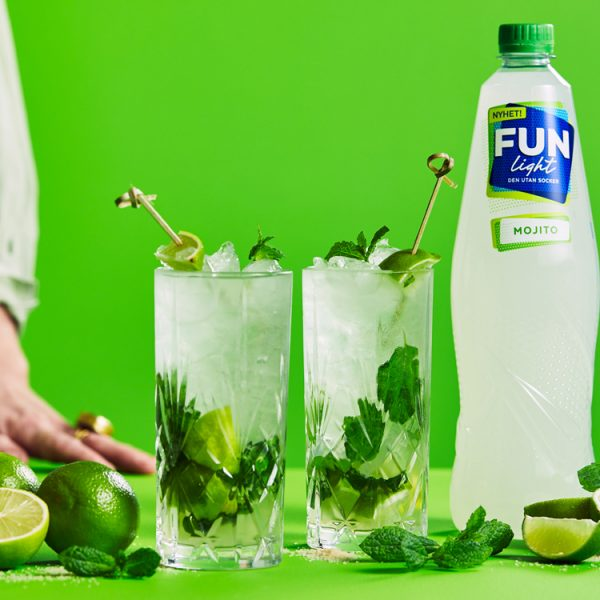 Mojito FUN Light Drink Alkoholfritt